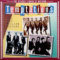 Cover The Temptations - All The Million Sellers