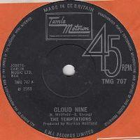 Cover The Temptations - Cloud Nine