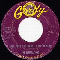 Cover The Temptations - Girl (Why You Wanna Make Me Blue)