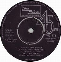 Cover The Temptations - Just My Imagination (Running Away With Me)