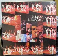 Cover The Temptations - Live In Japan
