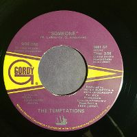 Cover The Temptations - Someone