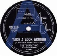 Cover The Temptations - Take A Look Around