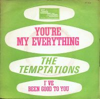 Cover The Temptations - You're My Everything