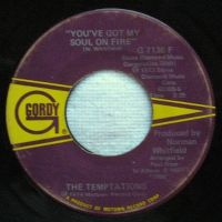 Cover The Temptations - You've Got My Soul On Fire