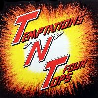 Cover The Temptations & The Four Tops - T'N'T