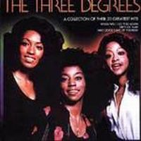 Cover The Three Degrees - A Collection Of Their 20 Greatest Hits