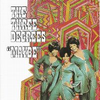 Cover The Three Degrees - Maybe