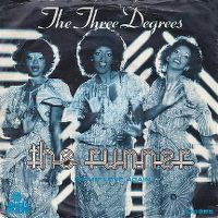 Cover The Three Degrees - The Runner