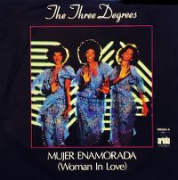 Cover The Three Degrees - Woman In Love