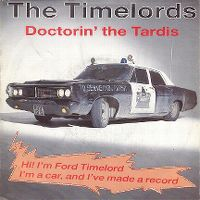 Cover The Timelords - Doctorin' The Tardis