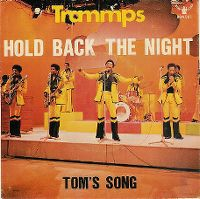 Cover The Trammps - Hold Back The Night