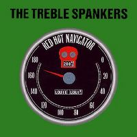 Cover The Treble Spankers - Red Hot Navigator