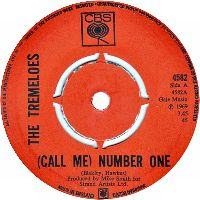 Cover The Tremeloes - (Call Me) Number One