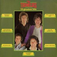 Cover The Tremeloes - 16 Greatest Hits