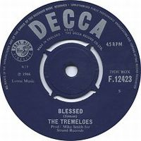 Cover The Tremeloes - Blessed