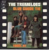 Cover The Tremeloes - Blue Suede Tie