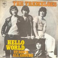 Cover The Tremeloes - Hello World
