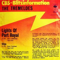 Cover The Tremeloes - Lights Of Port Royal