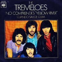 Cover The Tremeloes - No comprendes