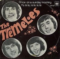 Cover The Tremeloes - Once On A Sunday Morning