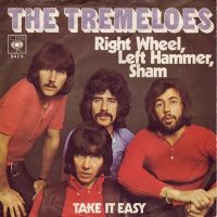 Cover The Tremeloes - Right Wheel, Left Hammer, Sham