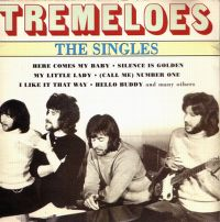 Cover The Tremeloes - The Singles