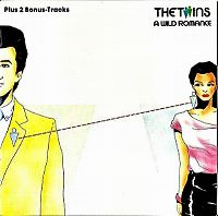 Cover The Twins - A Wild Romance
