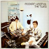 Cover The Twins - Modern Lifestyle