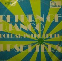 Cover The Upsetters - Return Of Django