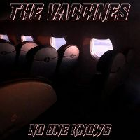 Cover The Vaccines - No One Knows