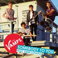 Cover The Vamps feat. Demi Lovato - Somebody To You