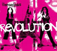 Cover The Veronicas - Revolution