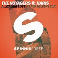 Cover The Voyagers feat. Haris - A Lot Like Love (Oliver Heldens Edit)