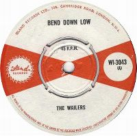 Cover The Wailers - Bend Down Low