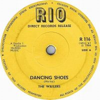 Cover The Wailers - Dancing Shoes