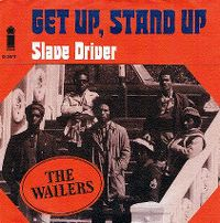 Cover The Wailers - Get Up Stand Up