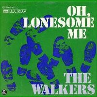 Cover The Walkers - Oh, Lonesome Me
