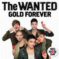 Cover The Wanted - Gold Forever