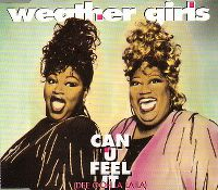 Cover The Weather Girls - Can U Feel It