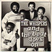 Cover The Whispers - And The Beat Goes On '87