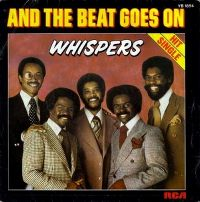 Cover The Whispers - And The Beat Goes On