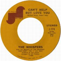 Cover The Whispers - Can't Help But Love You