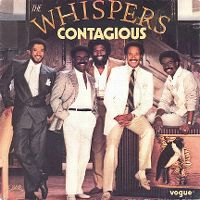 Cover The Whispers - Contagious