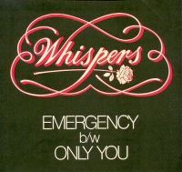 Cover The Whispers - Emergency