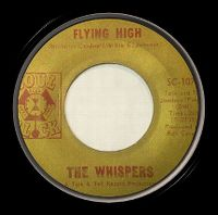 Cover The Whispers - Flying High