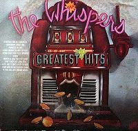 Cover The Whispers - Greatest Hits