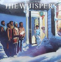 Cover The Whispers - Happy Holidays To You