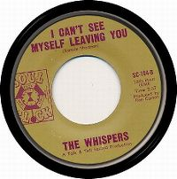 Cover The Whispers - I Can't See Myself Leaving
