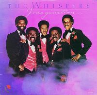 Cover The Whispers - Imagination
